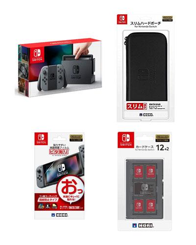 【送料無料】 「Nintendo Switch™」 セット Aバージョン