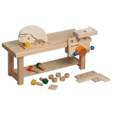 【送料無料】 UKK 木製知育玩具 C1401 ワークベンチ