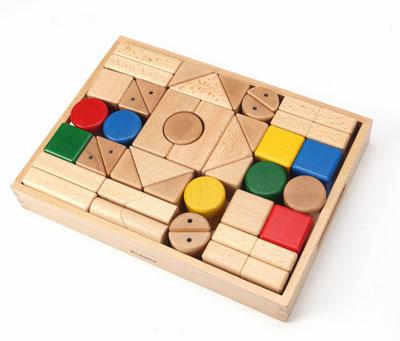 【送料無料】 UKK 木製知育玩具 B0903 トランスフォーマーブルブロックス