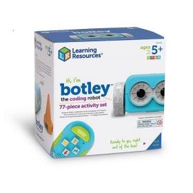 【送料無料】 Learning Resources プログラミング玩具 Botley the Coding Robot Activity Set ボットリー コーディングロボット アクティビティセット