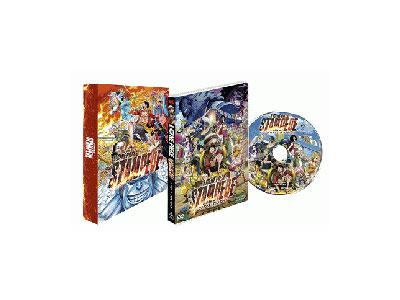送料無料 劇場版 ONE PIECE DVD 商い エディション スペシャル STAMPEDE 新品 送料無料
