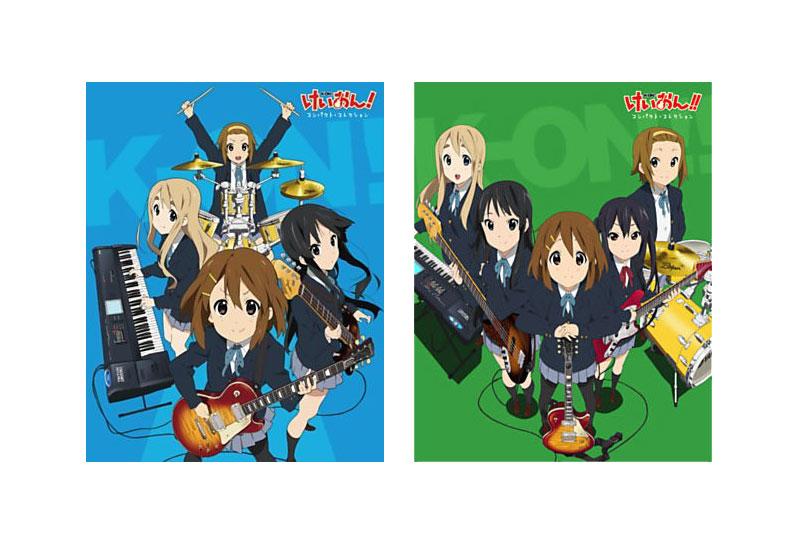 【送料無料】 「けいおん!」 + 「けいおん!!」 コンパクト・コレクション Blu-ray セット