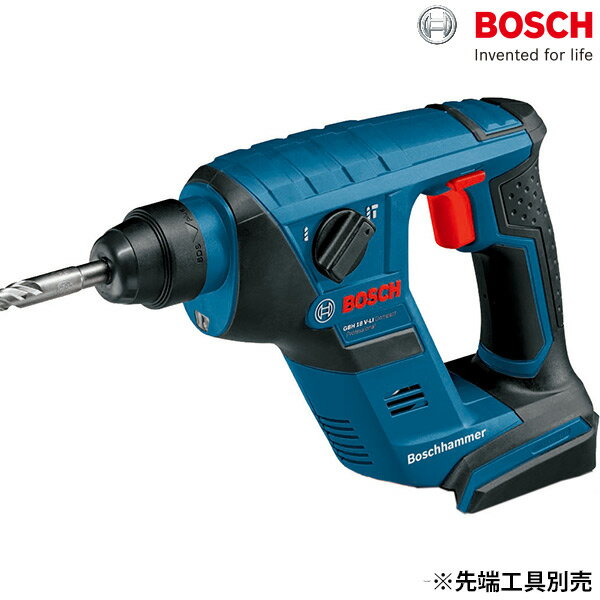 【即日出荷】ボッシュ BOSCH バッテリーハンマードリル SDSプラスシャンク GBH18V-LIYH