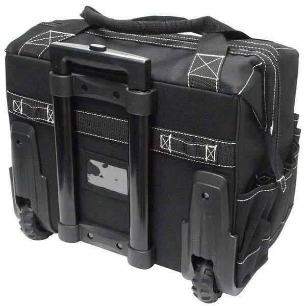 【即日出荷】WORKMASTER トロリーバッグ WM-5000 ツールキャリーバッグ