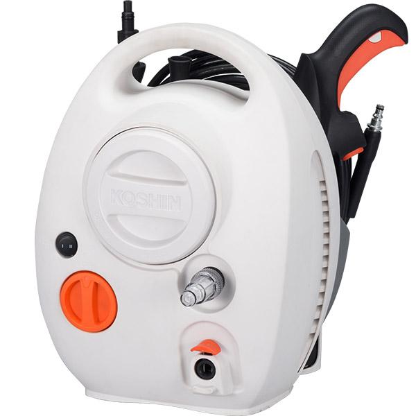 【即日出荷】工進 KOSHIN 36V 充電式 高圧洗浄機 SJC-3625