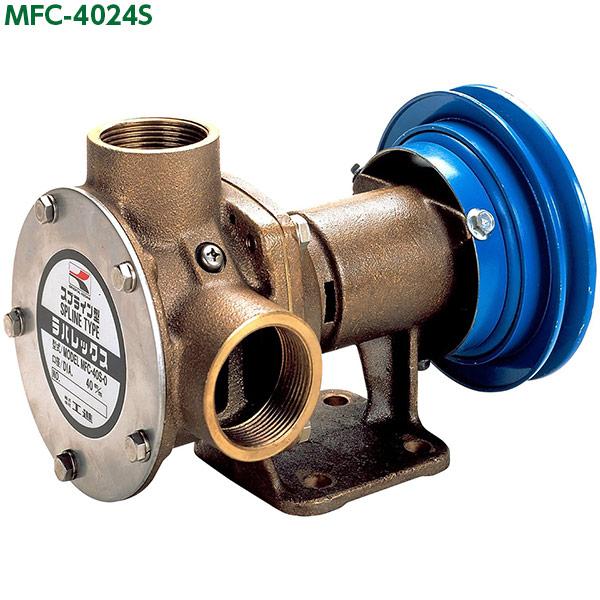 工進 ラバレックスポンプ 40mm 24Vクラッチ付タイプ MFC-4024S