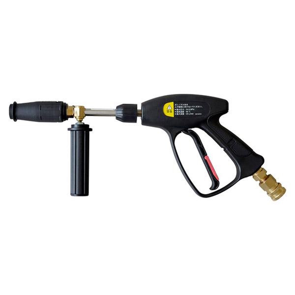 工進 JCEシリーズ専用 ショートノズルワンタッチ式 PA-279 黒 KOSHIN/高圧洗浄機/パーツ/部品