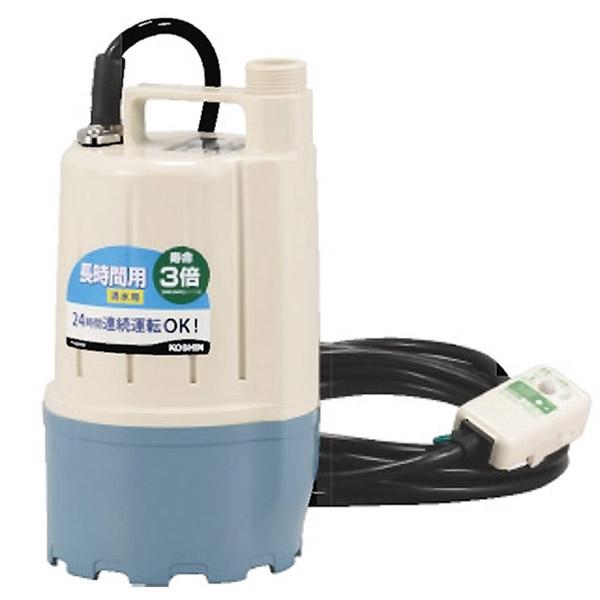 工進 水中ポンプ ポンディ 清水循環用 FT-625 西日本専用:60Hz