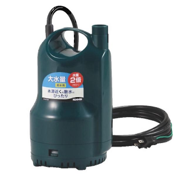 工進 水中ポンプ ポンディ 清水用 SM-625 西日本専用:60Hz