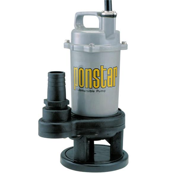 工進 水中ポンプ ポンスター 汚物用 PSK-640X 西日本専用:60Hz 汚水・雨水対応
