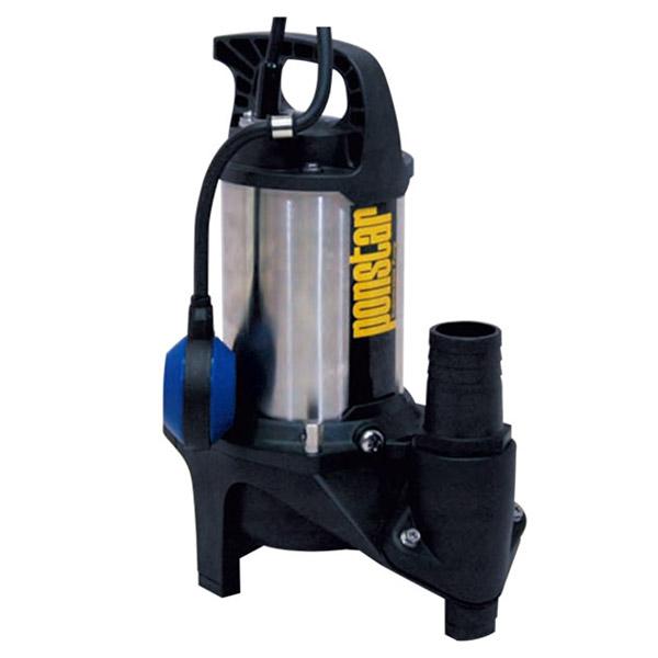 工進 水中ポンプ ポンスター 汚物用 自動運転 PZ-650A 西日本専用:60Hz 汚水・雨水対応