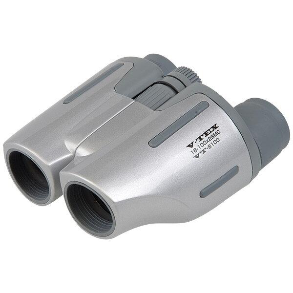 【直送】【代引・日時指定不可】ケンコー・トキナー 双眼鏡 V-TEX18-100×28MC VT-8100【沖縄・離島配送不可】