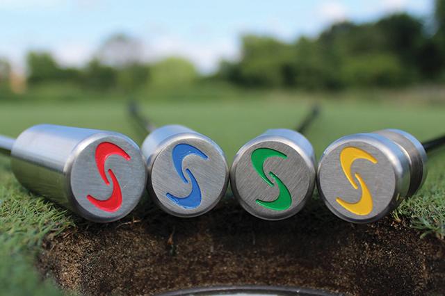 素振り練習器具【スーパースピードゴルフ】コーチ用4本セット