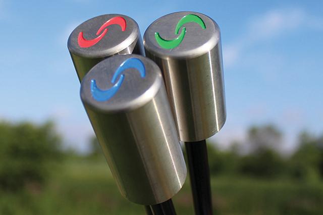 素振り練習器具【スーパースピードゴルフ】男性用3本セット