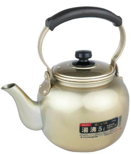 【即納】 アカオ しゅう酸湯沸し 3L  日本製  【やかん】 アカオアルミ  AKAO  《ヤカン 湯沸  ケトル ケットル ポット 3リットル》