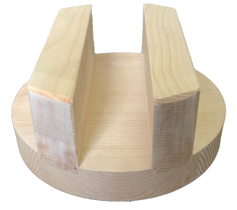 木工職人の手作り 釜蓋 釜ふた 木製 20cm 日本製 なべ蓋 かまふた 釜フタ 超目玉 木蓋 アラスカ桧 超激得SALE 鍋蓋