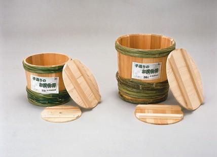 对手工制作的酱菜木制酱菜桶36L酱菜桶