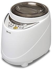 エムケー 家庭用精米機 新鮮風味づき SM-500W ホワイト 無水米とぎコース付