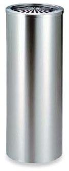 テラモト ステン丸型灰皿 GPX-51A 1.5L SS-955-020-0 【業務用 ステンレス スモーキングスタンド アッシュトレイ】