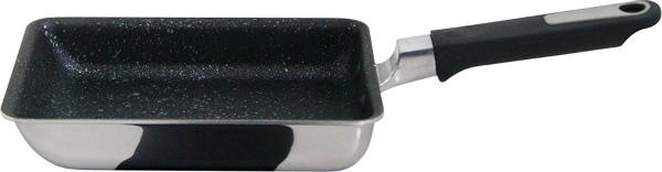 年末年始大決算 昭和のレトロな金物屋 お得なキャンペーンを実施中 関口国吉商店 クワトロ IH 玉子焼 19×14cm ウルシヤマ金属 UMIC 卵焼き器 日本製 Quattro-IH テフロン フライパン