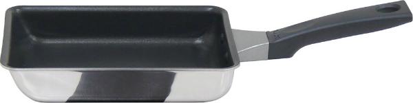 昭和のレトロな金物屋 関口国吉商店 ルミエール IH 期間限定 玉子焼 期間限定で特別価格 19×14cm ウルシヤマ金属 テフロン フライパン IH-LUMIERE 卵焼き器 UMIC 日本製