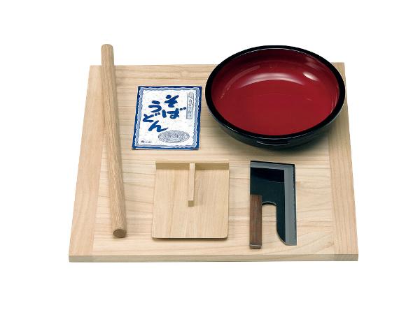 【麺打ちセット・のし板・そば打ち・蕎麦・ソバ打ち】 麺打ちセット (B) 《86090》 ヤマコー ようび