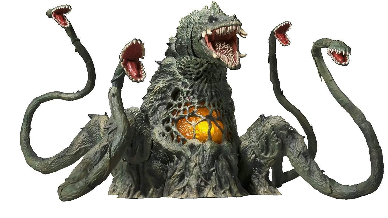 バンダイ S.H.MonsterArts ビオランテ