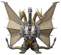 バンダイ S.H.MonsterArts メカキングギドラ