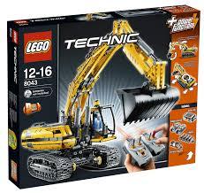 レゴ (LEGO) テクニック ショベルカー 8043