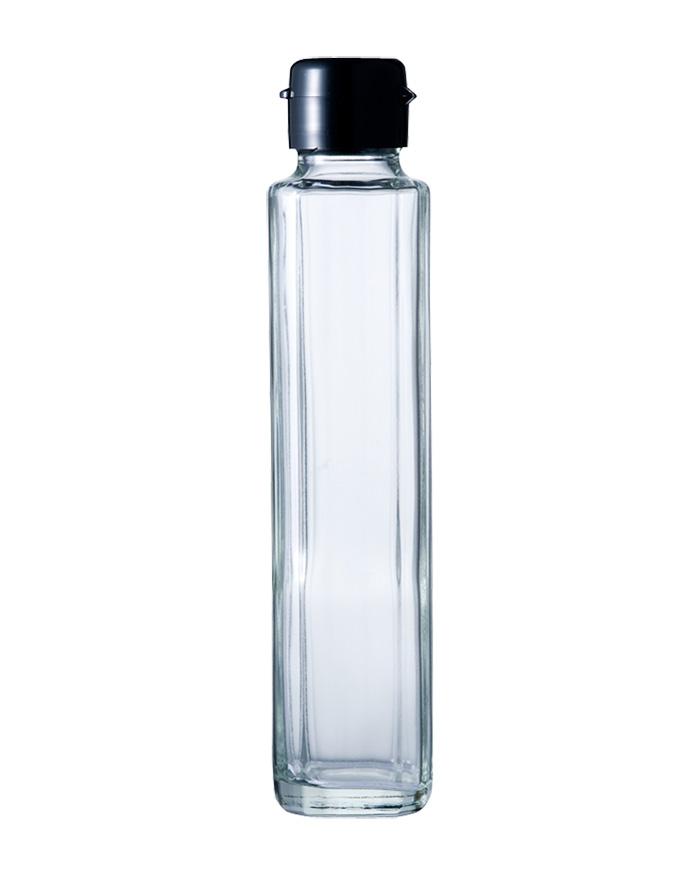 ガラス瓶 ドレッシング・タレ瓶 GO150B 150ml-54本セット- sauce bottle