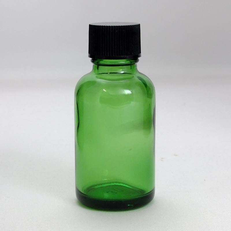 遮光ビン 遮光瓶 グリーン 30cc SYA-G30cc アロマオイル