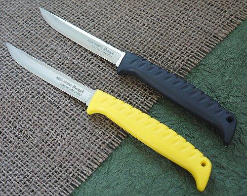 在庫限り#8252; 激安格安割引情報満載 G SAKAI サカイ SABI KNIFE サビナイフ H-1鋼 おトク ニンフ ストレート海釣りにおすすめ NYMPH
