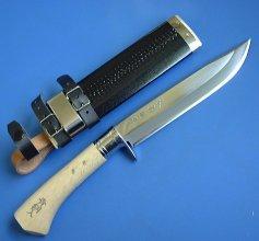 益光 剣鉈 6寸 180mm 両刃