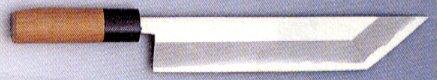 水野鍛錬所 源昭忠 本鍛錬 鰻(うなぎ)割き 江戸割き 3寸5分 105mm