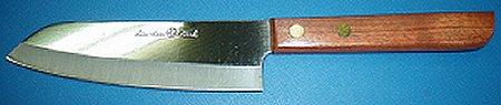 訳あり 新作通販 超特価 OKU 小包丁ステンレス 多少の傷があります 激安 110ミリ古い商品の為
