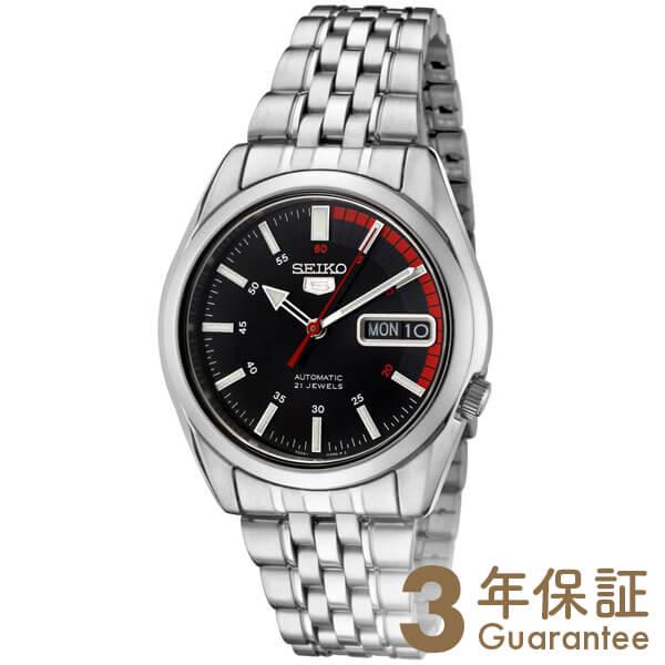 【1000円割引クーポン 4月9日 20:00~4月16日 01:59 & ポイント最大45倍】SEIKO5 [海外輸入品] セイコー5 逆輸入モデル 機械式(自動巻き) SNK375K1 レディース 腕時計 時計