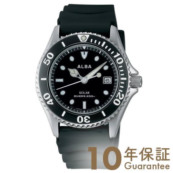 【29日は店内最大ポイント39倍!】 セイコー アルバ ALBA ソーラー 200m潜水用防水 AEFD530 [正規品] メンズ 腕時計 時計(2020年9月下旬再入荷予定)