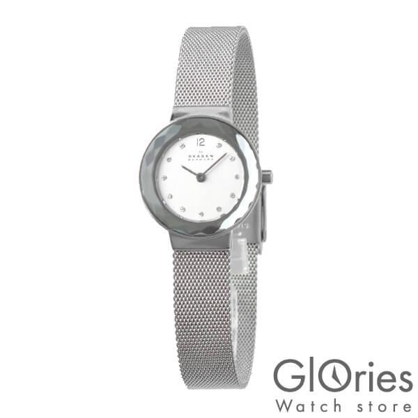 SKAGEN [海外輸入品] スカーゲン スティール 456SSS レディース 腕時計 時計【あす楽】