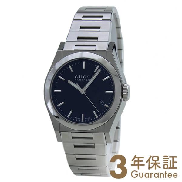 GUCCI [海外輸入品] グッチ パンテオン YA115423MSS-BLK メンズ 腕時計 時計