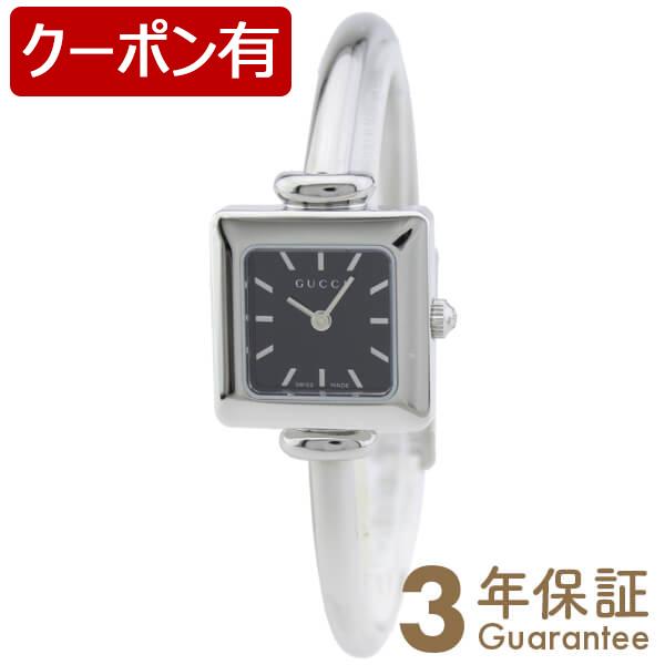 2e5463e80d62 GUCCI グッチ 1900シリーズ YA019517LSS-BLK [輸入品] レディース 腕時計 時計 [3年保証付][ギフト用ラッピング袋付]