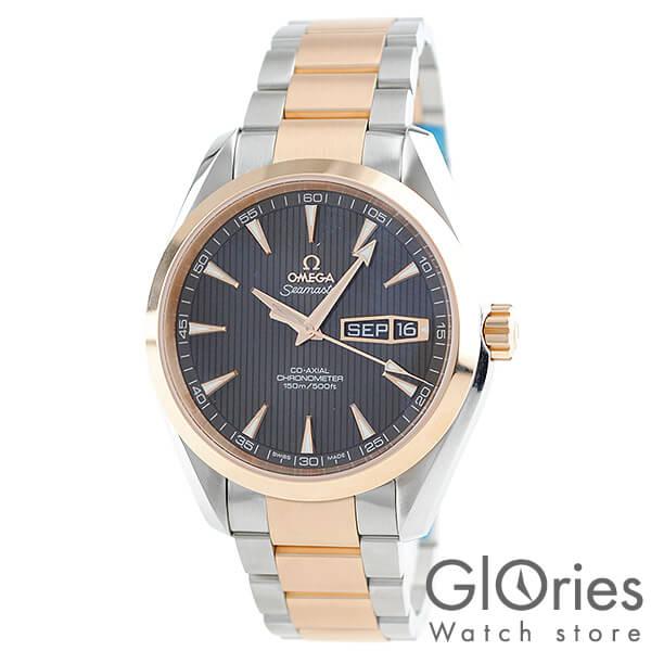【エントリーでポイントアップ!11日1:59まで!】 OMEGA [海外輸入品] オメガ シーマスター アクアテラ 231.20.43.22.06.001 メンズ 腕時計 時計