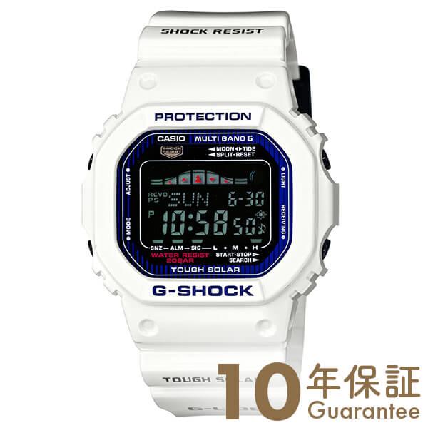 カシオ Gショック G-SHOCK G-LIDE 世界6局電波ソーラーウォッチ タイドグラフ&ムーンデータ搭載 GWX-5600C-7JF [正規品] メンズ 腕時計 時計