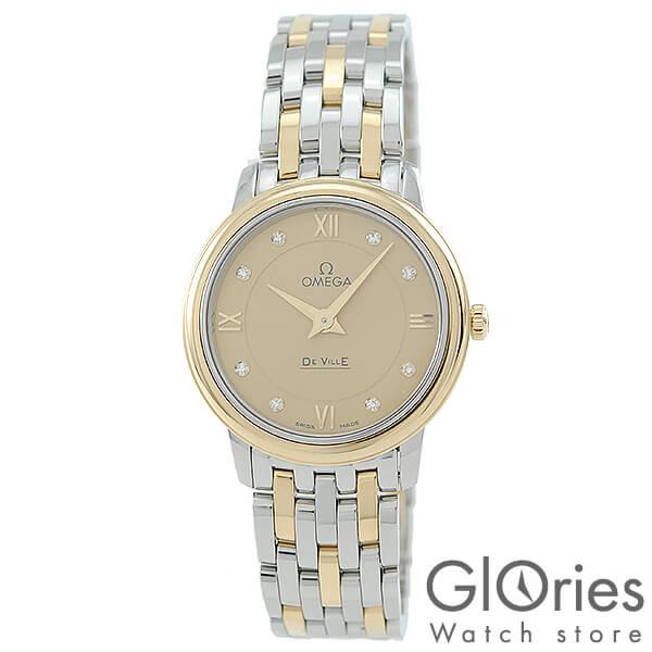 OMEGA [海外輸入品] オメガ デビル プレステージ 424.20.27.60.58.001 レディース 腕時計 時計