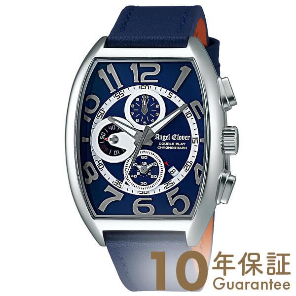 AngelClover エンジェルクローバー ダブルプレイ DP38SNV-NV [正規品] メンズ 腕時計 時計