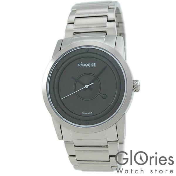 【2000円割引クーポン】リカーンスタイル LICORNESTYLE 腕時計本舗限定モデル KICOENWA/QWATCH LI027MWBI [正規品] メンズ 腕時計 時計【あす楽】