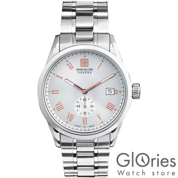 【6000円割引クーポン】スイスミリタリー SWISSMILITARY ローマン ML-348 [正規品] メンズ 腕時計 時計