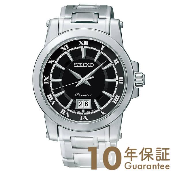セイコー プルミエ PREMIER ペアウォッチ 10気圧防水 SCJL003 [正規品] メンズ 腕時計 時計
