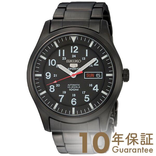 セイコー 逆輸入モデル SEIKO セイコー5(ファイブ)スポーツ 10気圧防水 機械式(自動巻き) SNZG17J1(SNZG17JC) [正規品] メンズ 腕時計 時計【あす楽】