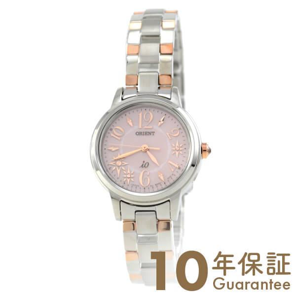 【1000円割引クーポン】オリエント ORIENT イオ マスコミモデル スイートジュエリーボックス ソーラー電波 WI0031SD [正規品] レディース 腕時計 時計