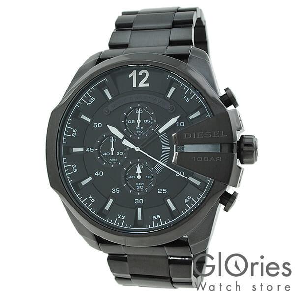 DIESEL [海外輸入品] ディーゼル メガチーフ クロノグラフ DZ4283 メンズ 腕時計 時計